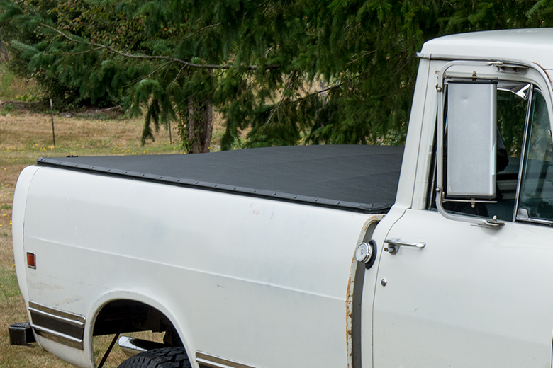 Tonneau Truck Bed Cover - Used  Pickup 1969 to 1975