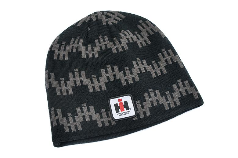 IH Woven Knit Beanie Hat, Cap