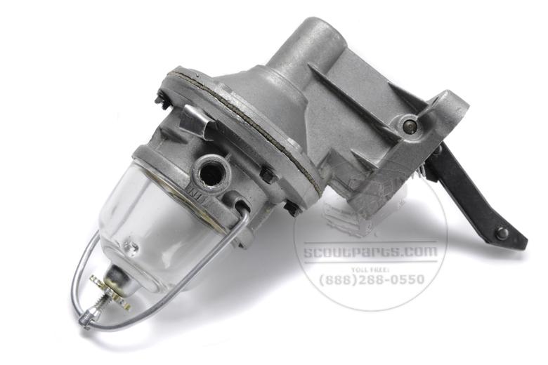 Fuel Pump For Inline 6 IH Engines - BLD 269, BD 269, BD 282, BD 308