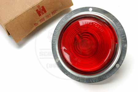 Recessed light fixture and lens DO-RAY H73