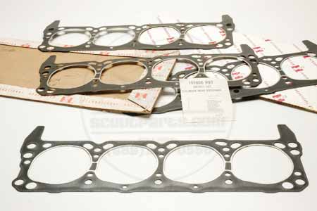 New Old Stock International Harvester Cylinder Head Gasket Set