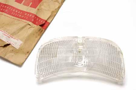 New Old Stock Plastic Lens