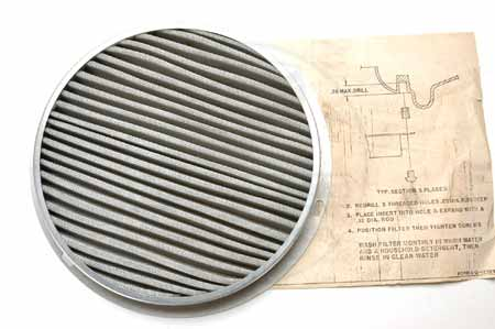 New Old Stock Air Filter Kit