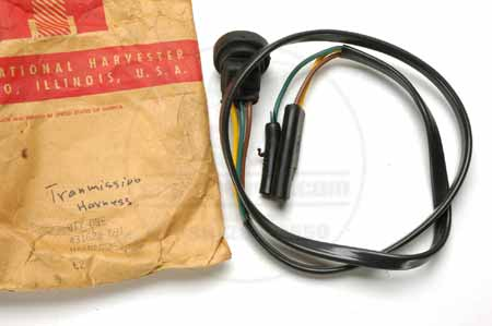 Harness - Transmission new old stock