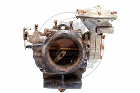 Carburetor Holley 2110 Down draft W/ Governor