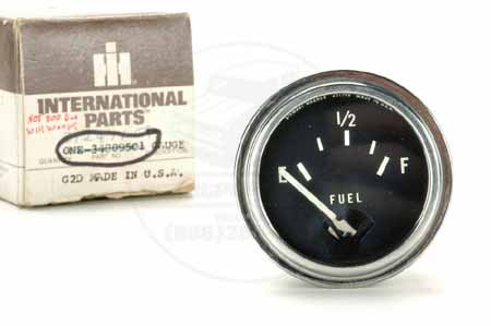 Fuel Gauge -New Old Stock