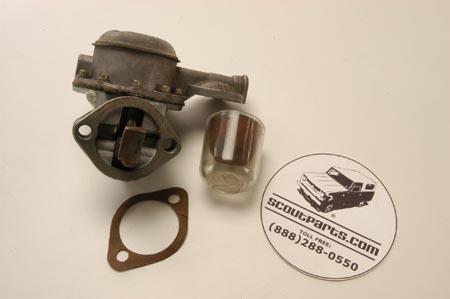 Fuel Pump for IHC Inline Engines