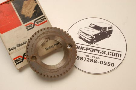 Crankshaft Timing Gear, NEW