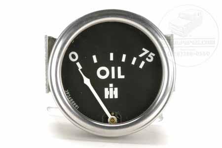Oil Gauge New Old Stock International Harvester