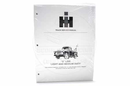 Truck S Line 56-57 Service Manual!