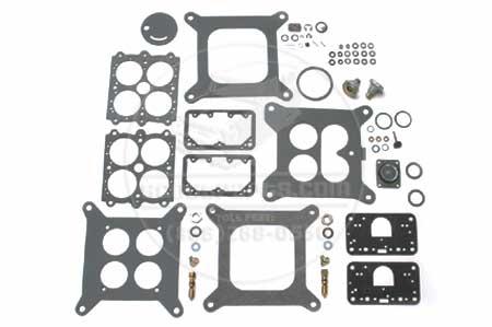 4 Barrel Carburetor Rebuild Kit