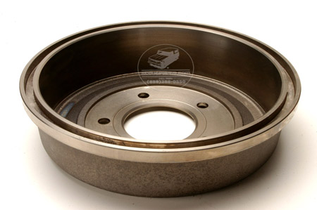 Rear Brake drum for travelall and Pickup 110 and 1100