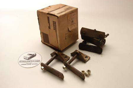 Shackle kit for trucks & metros