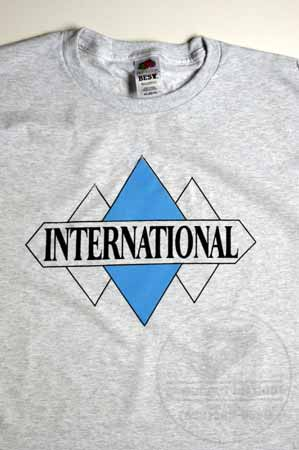 International Logo T-Shirt
