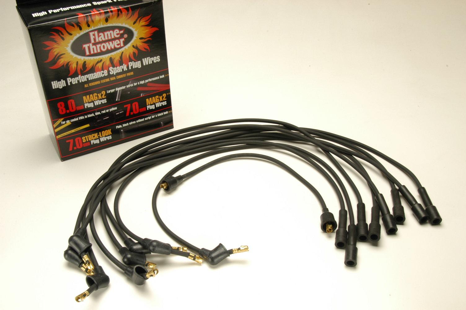Spark Plug Wires- Performance