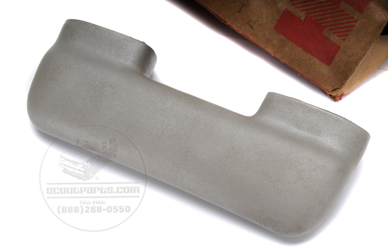 Arm rest  - 1961 to 1968 Travelall & trucks NEW OLD STOCK