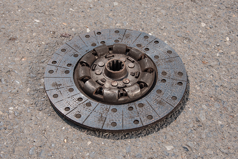 Clutch Plate - used 11