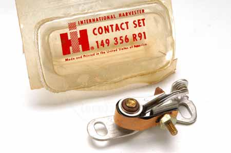 Contact Set - International Harvester  - New Old Stock