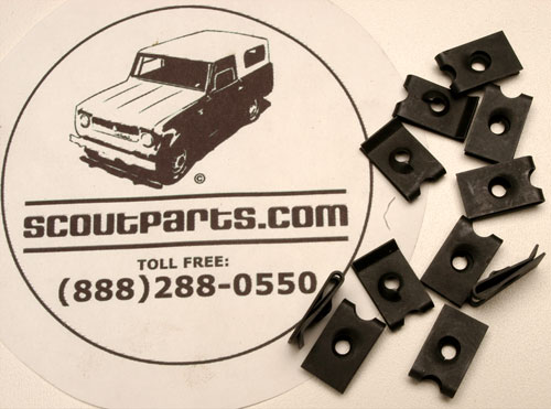 Pickup Screw Clips!