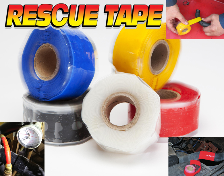 Rescue Tape - Silicone - Stretch, Wrap and Rescue Yourself