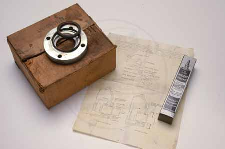 New Old Stock Sector Shaft Trunnion Seal Kit