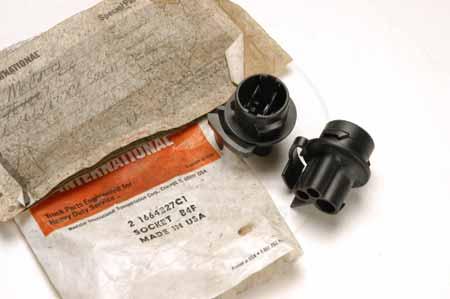 New Old Stock Socket 1664227C1