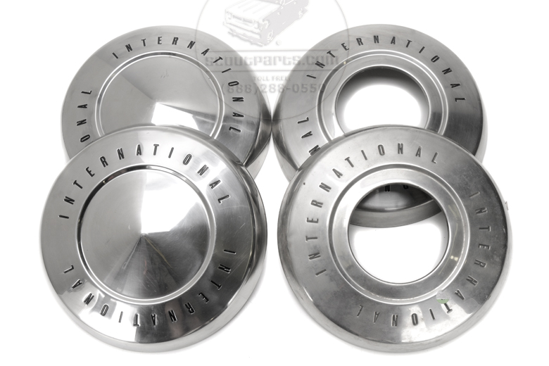 Hubcap Chrome - Used