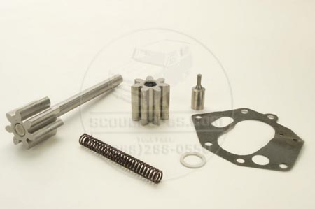 Oil Pump Rebuild Kit for V400 Engine
