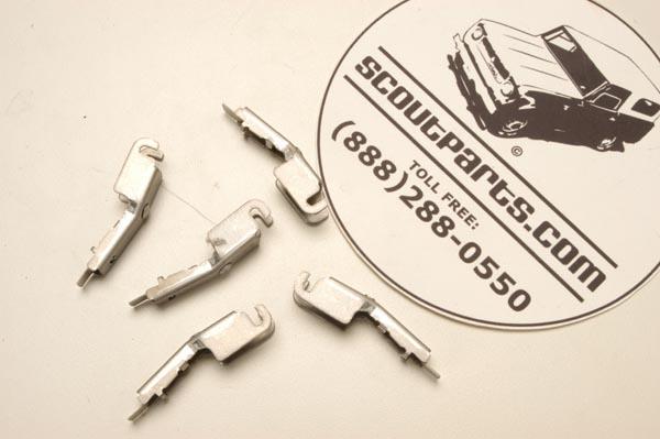 Windshield Wiper Adapter
