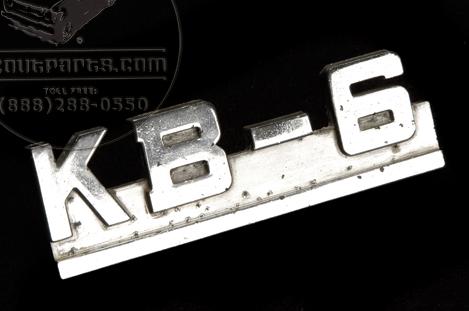 KB 6 Emblem!