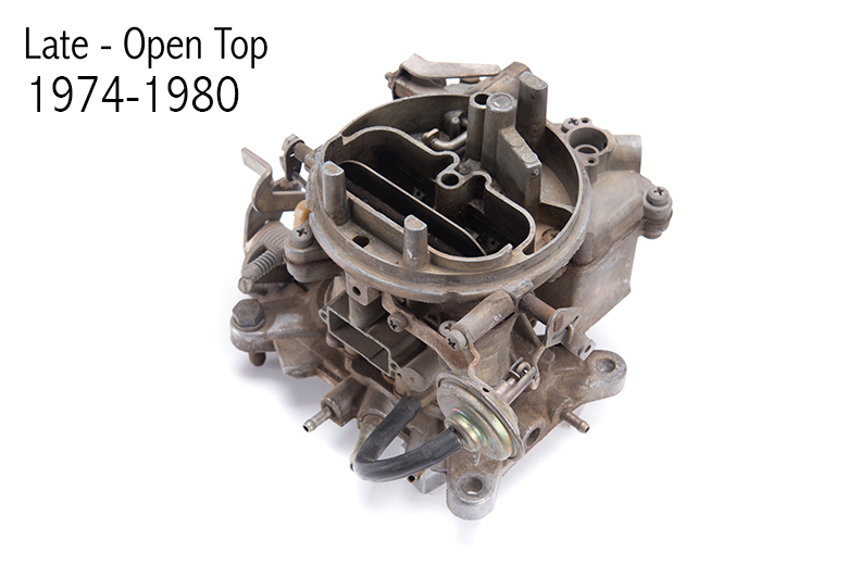 Carburetor - 2BBL Holley - Rebuilt Original -  304 And 345