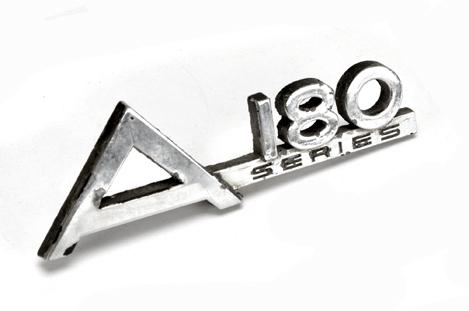 A 180 Emblem