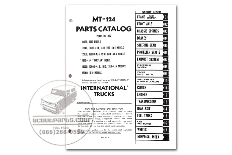 international pickup  u0026 travelall parts com
