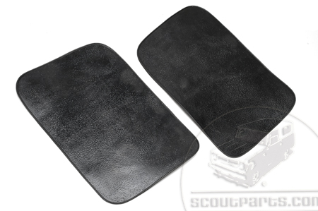 Fender Guards (rear Fender Gravel Shield)
