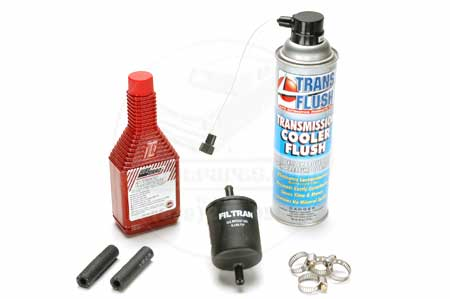 Transmission Cleaning Flush Kit for all IH Automatic transmissions