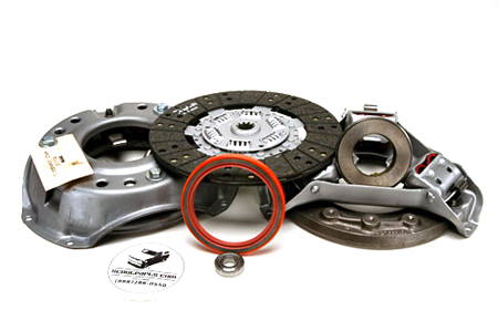 Clutch Kit (V8/International 6-Cylinder, Except 5-Speed)
