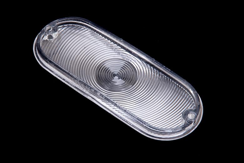 Lens-Turn Signal (1961-68 Pickup, Travelall) NOS