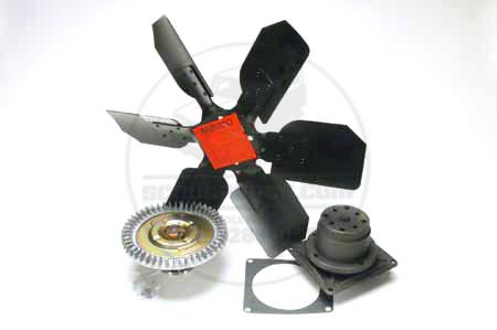 International Cooling Kit -  Conversion Kit for Screw-On Fan Clutch
