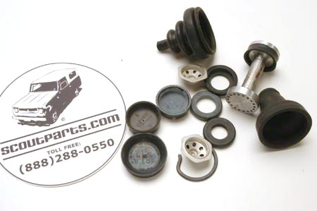 Dual Piston Master Cylinder  Brake Rebuild Kit  - Only Brake At This Time.