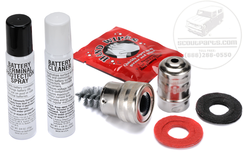 Protection Kit for your Battery Terminals