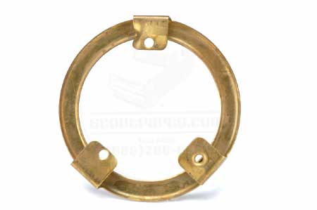 Brass Horn Contact Ring