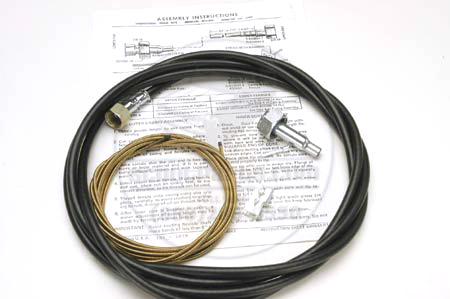 Speedo Speedometer Cable Kit - Universal