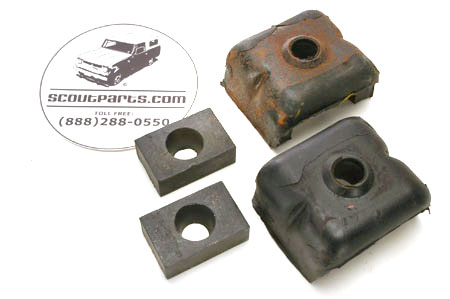 Rear Engine Mounts (Bell Housing Mount)