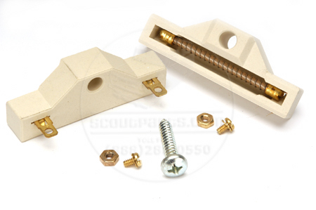 Resistor For Coil (12 Volt Vehicles Only)