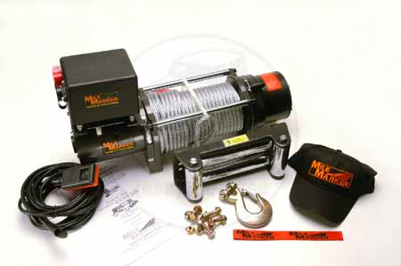 Mile Marker Electric Winch