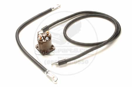 Winch Solenoid Kit