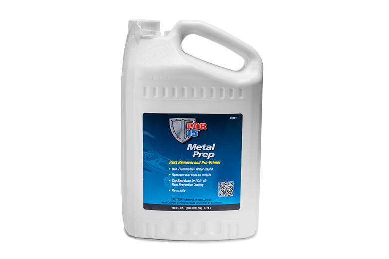 POR-15 METAL-READY Metal Etch / Surface Preparation - GALLON