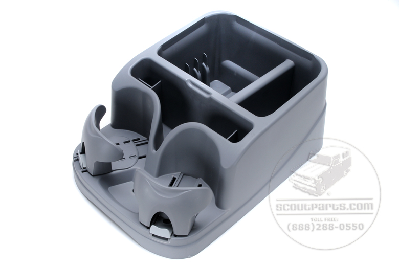 Center Console - Automatic Transmission