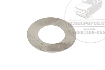 Shim, King pin steering knuckle 2wd
