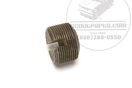 Plug, Steering Drag Link